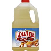LouAna Peanut Oil, 100% Pure