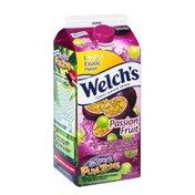 Welch's Fruit Juice Cocktail Passion Fruit