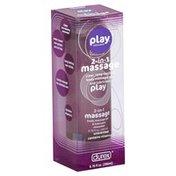 Durex Body Massage Gel & Lubricant, 2-in-1 Massage