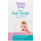 Tippy Toes Baby Bar Soap, Classic