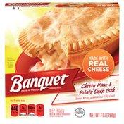 Banquet Ham And Potato Breakfast Pot Pie