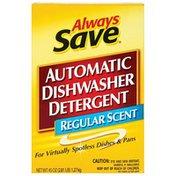 Always Save Automatic Dishwasher Detergent