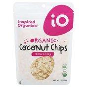 Inspired Organics Coconut Chips, Organic