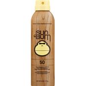 Sun Bum Sunscreen Spray, Broad Spectrum SPF 50