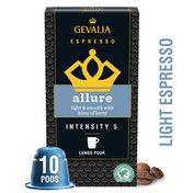 Gevalia Allure Premium Coffee Pods for Nespresso® OriginalLine® Brewer