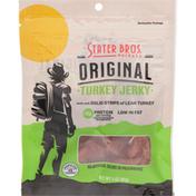 Stater Bros. Markets Turkey Jerky, Original
