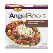 Dominex AngelBowls Vegetable Bruschetta & Mozzarella