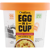 OvaEasy Egg in a Cup, Sausage Seasoning