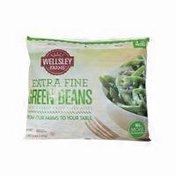 Wellsley Farms Extra Fine Green Beans