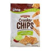 Pepperidge Farm Cracker Chips Zesty Chili & Lime