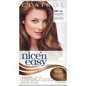 Clairol Nice 'n Easy, 5W/118B Natural Medium Caramel Brown, Permanent Hair Color, 1 Kit Female Hair Color