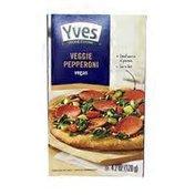 Yves Veggie Cuisine Veggie Cuisine Meatless Pepperoni