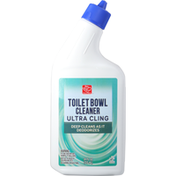 Harris Teeter Toilet Bowl Cleaner, Ultra Cling