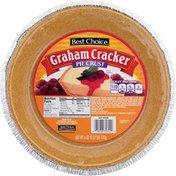 Best Choice Pie Crust Graham Cracker