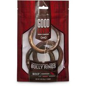 Good Lovin' Traditional Beef Bully Ring Dog Chew