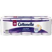 Cottonelle Ultra Comfort Care Double Rolls Toilet Paper