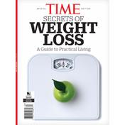 Time Magazine, Weight Loss, July 12, 2021