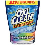 OxiClean Plus Color Safe Brightener Power Paks 2in1 Stain Fighter