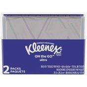 Kleenex Slim Wallet Facial Tissues