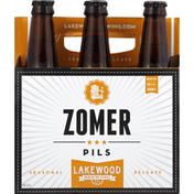 Lakewood Brewing Beer, Pils, Zomer
