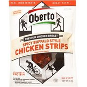 Obertos Spicy Buffalo Style Chicken Strips