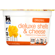 Food Lion Deluxe Shells & Cheese, Original