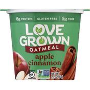 Love Grown Oatmeal, Apple Cinnamon