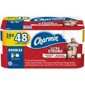 Charmin Ultra Strong Toilet Paper 24 Double Roll