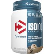 Dymatize Protein Powder, Cookies & Cream, Hydrolyzed