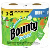 Bounty Select-A-Size Paper Towels, Print