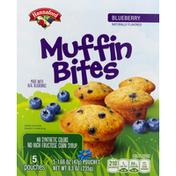 Hannaford Muffin Bites, Blueberry