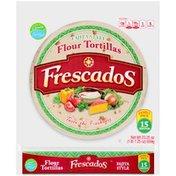"National Brand 7"" Fajita Style Flour Tortillas"