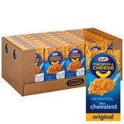 Kraft Original Flavor Macaroni and Cheese Dinner