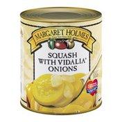 Margaret Holmes Squash with Vidalia Onions