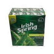 Irish Spring Aloe Bar Soap
