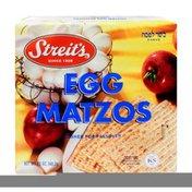 Streit's Egg Matzos
