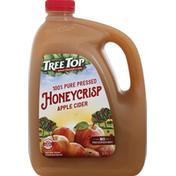 Tree Top Apple Cider, !00% Pure Pressed, Honeycrisp
