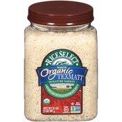 RiceSelect White Organic Rice
