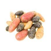 Organic Rainbow Fingerling Potatoes