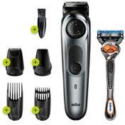 Braun Beard Trimmer BT7220, Hair Clipper for Men, 39 Length Settings