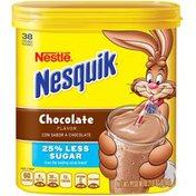 Nestle Nesquik Chocolate Flavored Milk Powder