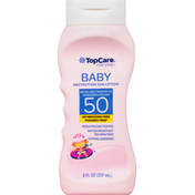 TopCare Protection Sun Lotion, Baby, Broad Spectrum SPF 50