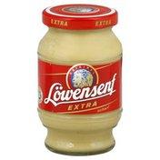 Lowensenf Mustard, Extra Hot, Original