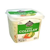 First Street Classic Coleslaw
