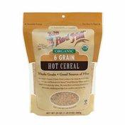 Bob's Red Mill Organic 6 Grain Hot Cereal