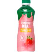 Shamrock Farms Milk, 2% Reduced Fat, Strawberry