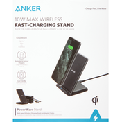 Anker Fast-Charging Stand, Wireless, Max, 10 Watts