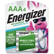 Energizer Rechargeable Batteries