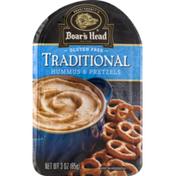 Boar's Head Hummus & Pretzels Traditional