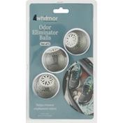 Whitmor Odor Eliminator Balls